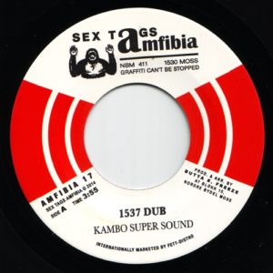 Don Papa|Kambo Super Sound - 1537 Dub / Outcast (Latino Dub) - AMFIBIA17 - SEX TAGS AMFIBIA
