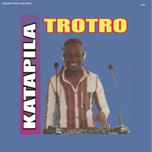 Dj Katapila - Trotro - ATFA019 - AWESOME TAPES OF AFRICA