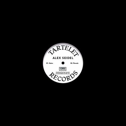 Alex Seidel - Alex Seidel EP - TART035 - TARTELET RECORDS