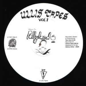 Bejjer & Ulli|Tom Ace - Ullis Tapes Vol.1 - UT001 - ULLIS TAPES
