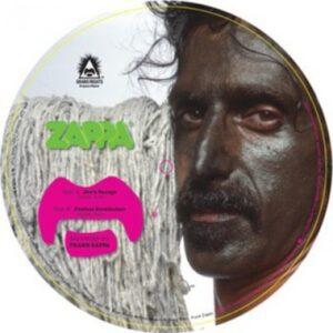 Frank Zappa - Joe's Garage - BARKING PUMPIN - 0824302122419