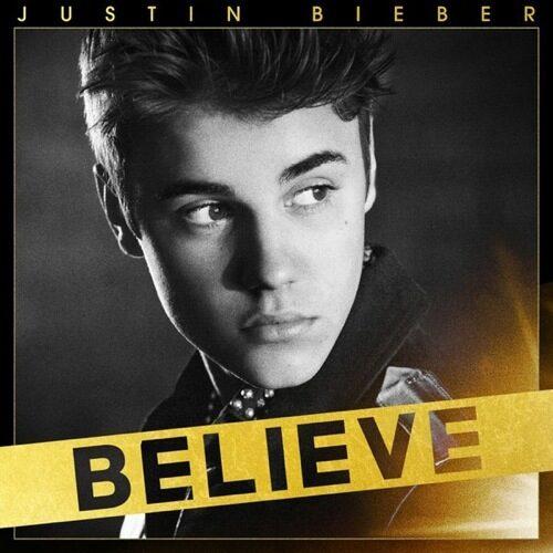 Bieber Justin - Believe - 602547695888 - ISLAND