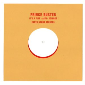 Prince Buster & Senior Pablo - Pablove Black - Its A Fire - Java - Science - ES6 - EARTH SOUND