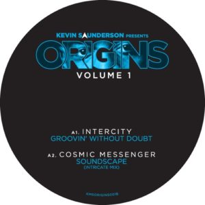 Reece/ Cosmic Messenger/ Intercity - Kms Origins Vol. 1 - KMSORIGINS001 - KMS