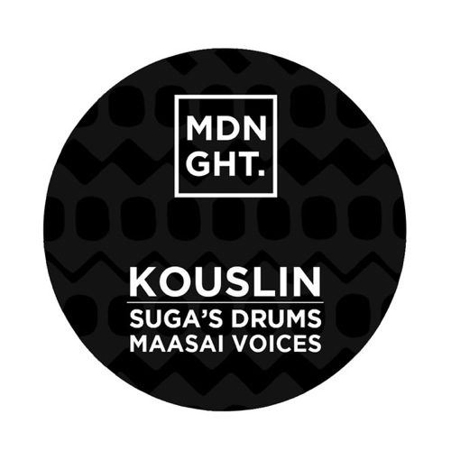 Kouslin - Sugaes Drums - MDNGHT003 - MDNGHT RECORDS