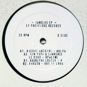 Various Artists - Janelas - PCFQ-VA001 - LE PACIFIQUE RECORDS