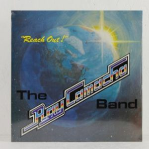 The Ray Camacho Band - Reach Out - PMG008LP - PMG