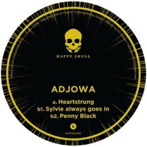 Adjowa - Heartstrung - HAPSKL010 - HAPPY SKULL