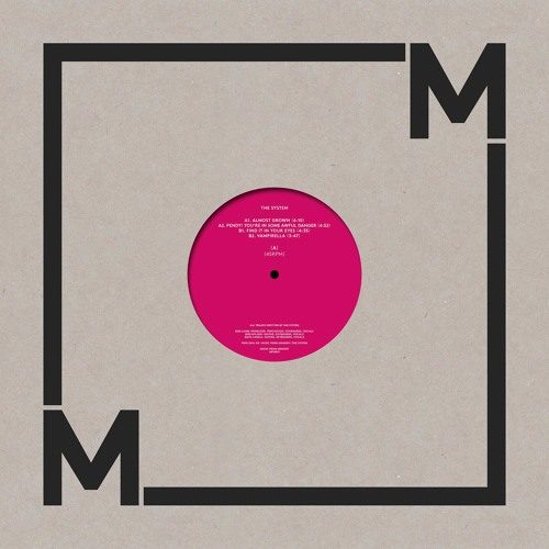 The System - The System Ep - MFM013 - MUSIC FROM MEMORY