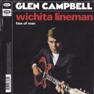 Glen Campbell - Wichita Lineman - CAPITOL - 0600753660812