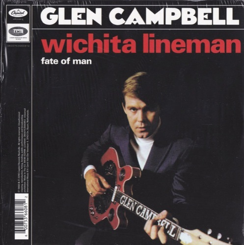 Glen Campbell - Wichita Lineman - CAPITOL - 0600753660812