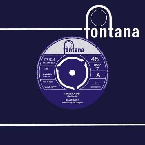 Bluesology - Come Back Baby - FONTANA - 0602547678829