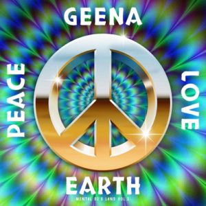 Geena's Peace Love Earth - Mental Dj's Land Vol. 2 - ATN032 - ANTINOTE