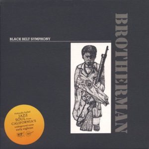 Black Belt Symphony - Brotherman / Geronimo Pratt - JA7-703 - JAZZAGGRESSION