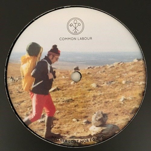 Lukas Lyrestam - Hang Around Ep - COM-006 - COMMON LABOUR