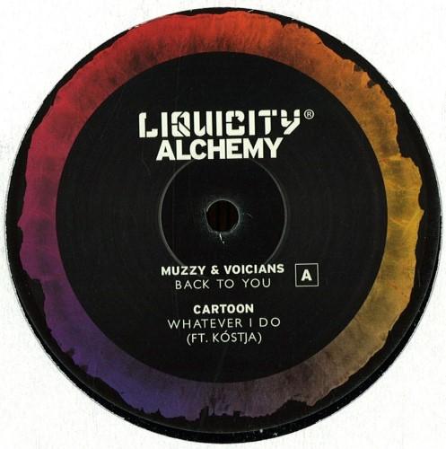 Various - Alchemy Vinyl Sampler - LIQUICITY007V - LIQUICITY RECORDS
