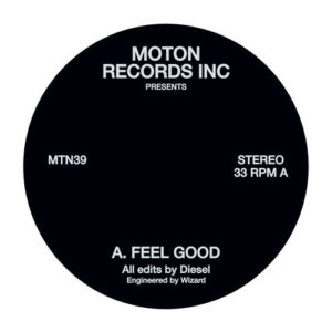 Moton Records Inc - 39 - MTN039 - MOTON RECORDS