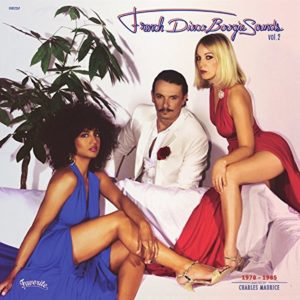 Various - French Disco Boogie Sounds Vol 2 - FVR122LP - FAVORITE RECORDINGS