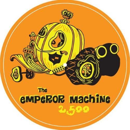 The Emperor Machine - 2500 Vol. 1 (incl. Prins Thomas Remix) - INT033 - INTERNASJONAL