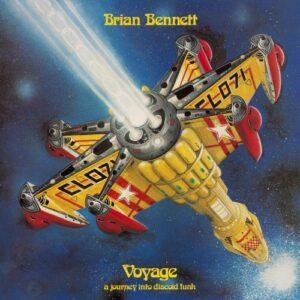 Brian Bennett - Voyage - ISLELP001 - ISLE OF JURA RECORDS
