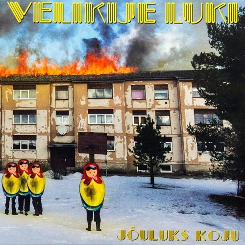 Velikije Luki - Jõuluks Koju - MUMM-10 - MUMM RECORDS