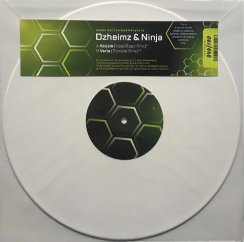 Dzheimz & Ninja - Karjala (HeadRead Rmx) / Varta (Planeet Rmx) - PROBE001 - PROBE