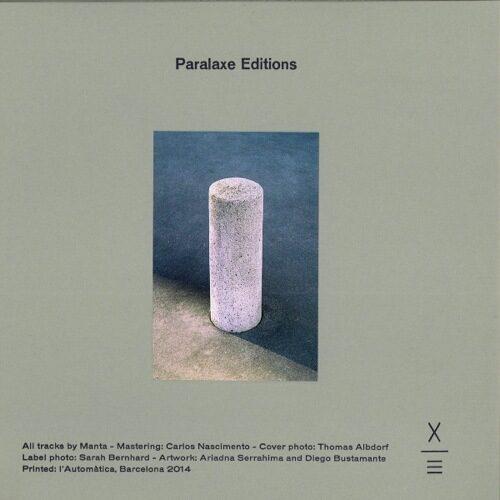 Manta - Citadel - PXE01 - PARALAXE EDITIONS
