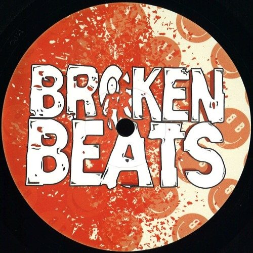 Keezee - Broken Not Fractured Ep - BKNV001 - BROKEN BEAT RECORDINGS
