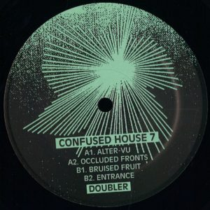 Doubler - Alter Vu - CH007 - CONFUSED HOUSE