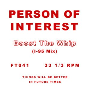 Person Of Interest - Boost