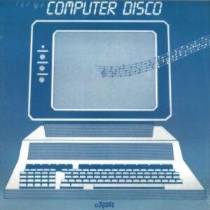 Marcello Giombini - Computer Disco - MGLP101 - MONDO GROOVE