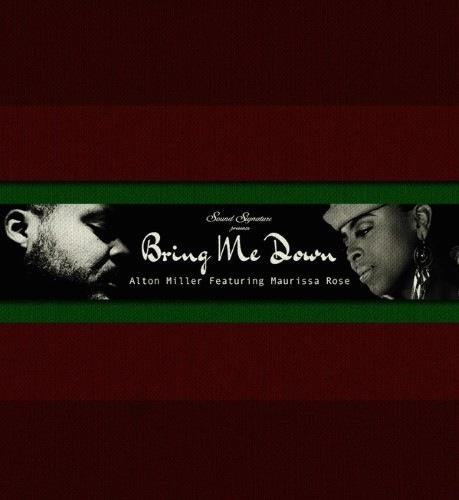 Alton Miller Ft. Maurissa Rose - Bring Me Down/ Theo Parrish Remix - SS065 - SOUND SIGNATURE