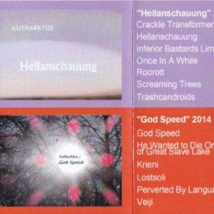 Autharktos - Hellanschauung / God Speed - TCD-85-2015 - TRASH CAN DANCE