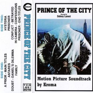 Kroma - Prince Of The City - TCD-86-2015 - TRASH CAN DANCE