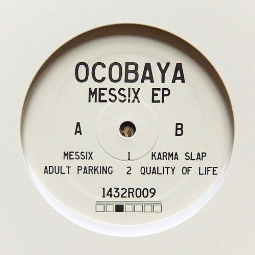 Ocobaya - Messix Ep - 1432R009 - 1432R