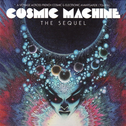 Various - Cosmic Machine - The Sequel (cd Gatefold - BEC5156322 - BECAUSE