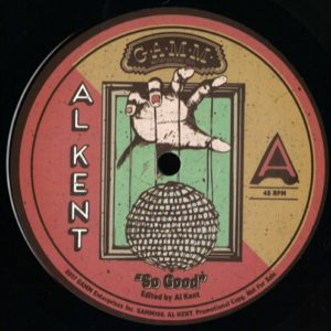 Al Kent - So Good - GAMM108 - GAMM