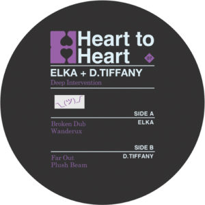 Elka + D.Tiffany - Deep Intervention - HTH007 - HEART TO HEART