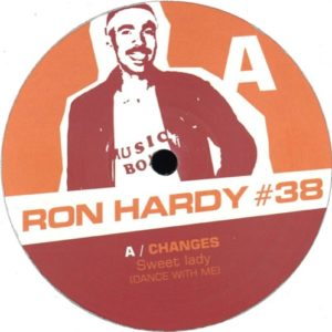 Various - R.D.Y# 38 (ron Hardy) - RDY38 - RON HARDY