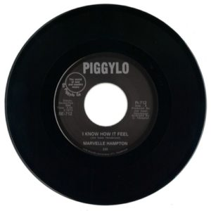 Marvelle Hampton - I Truly Believe (In Love) - TR220 - TRAMP RECORDS