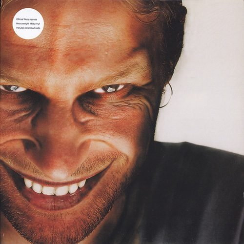 Aphex Twin - Richard D. James Album - WARPLP43 - WARP