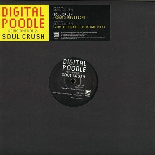 Digital Poodle - Revision! Vol.2: Soul Crush - SUCTION037 - SUCTION RECORDS