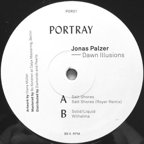 Jonas Palzer - Dawn Illusions - POR01 - PORTRAY