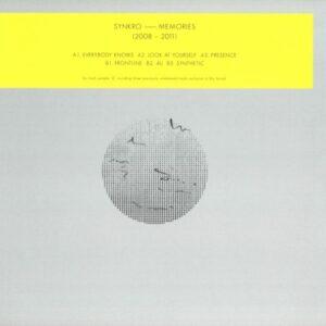 Synkro - Memories ( 2008 - 2011 ) - AMB1701 - APOLLO