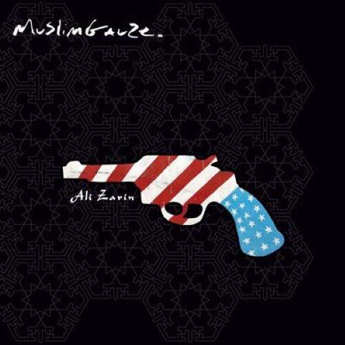 Muslimgauze - Ali Zarin - ARCHIVE35 - STAALPLAAT