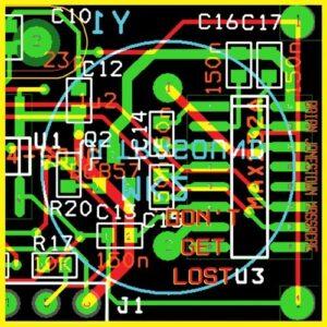 Brian Jonestown Massacre - Don't Get Lost - AUK040LP - A RECORDS