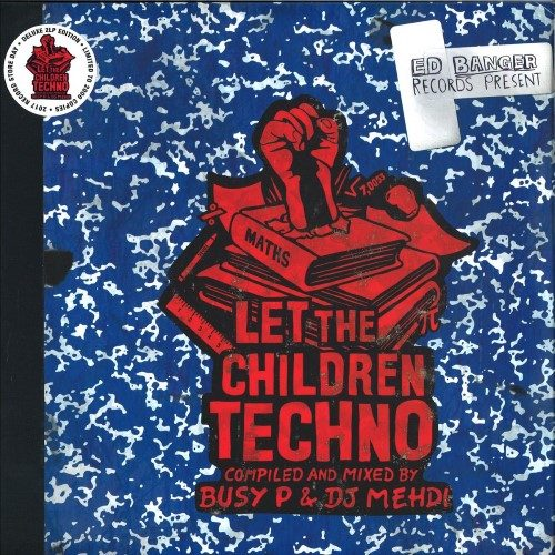 Various - Let The Children Techno  (rsd 2017) - BEC5156817 - BECAUSE