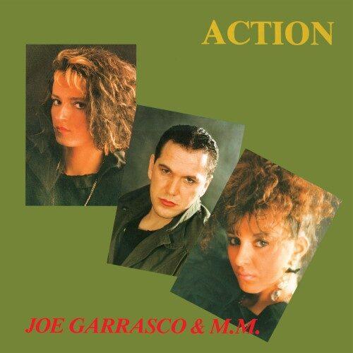 Joe Garrasco & M.M - Action Ep - DE160 - DARK ENTRIES