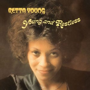 Retta Young - Young And Restless (Remastered Lp) - EXLPM61 - EXPANSIONS