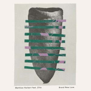 Matthew Herbert Feat. Zilla - Brand New Love. Special Request Rmx - HYPE061 - HYPERCOLOR
